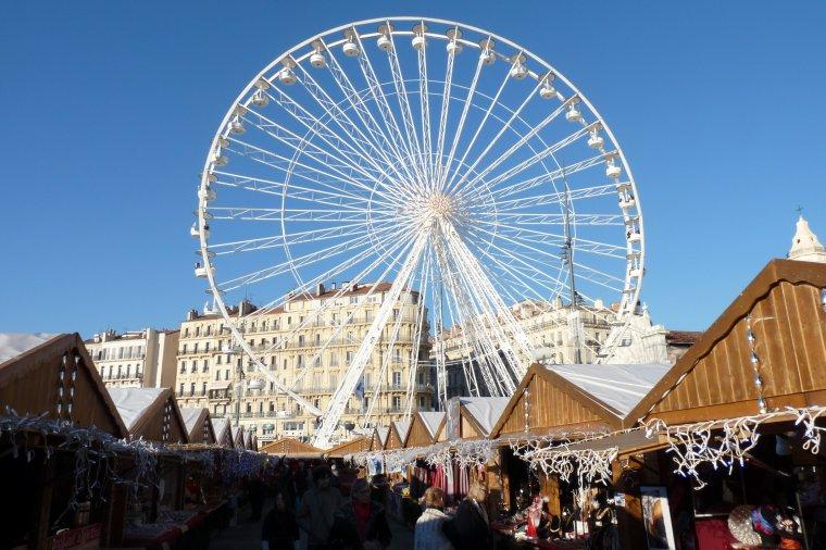 Vieux port de Marseille le 16 12 2013 vers les 16 heures ( photos Pierre Paul )