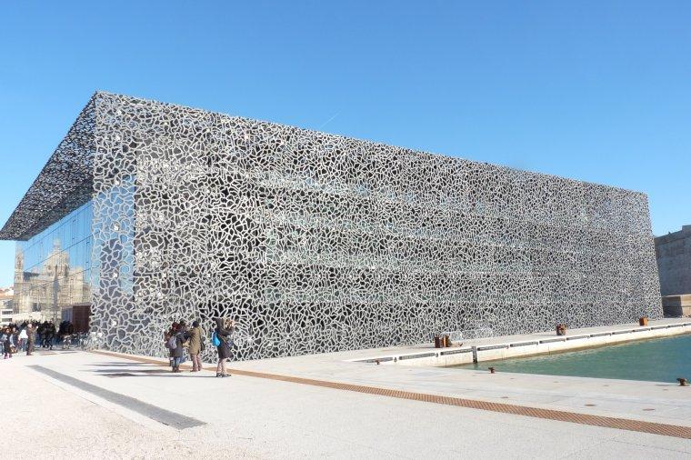 Musée des civilisations de l'Europe et de la Méditerranée ( photo Pierre Paul )