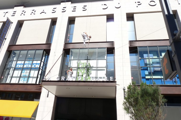 Photos Pierre Paul samedi 24 mai  venez découvrir les Terrasses du Port