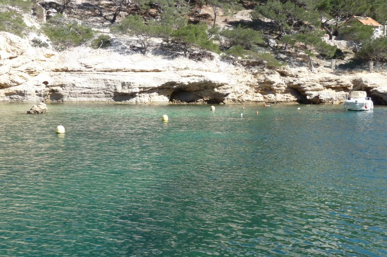 De Marseille à Cassis les Calanques -je vais reprendre mon blog progressivement en Août.
