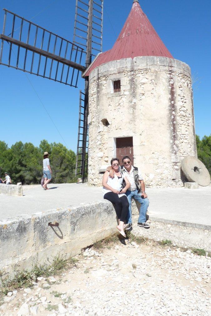 Moulin de Daudet ( suite ) photos Pierre Paul