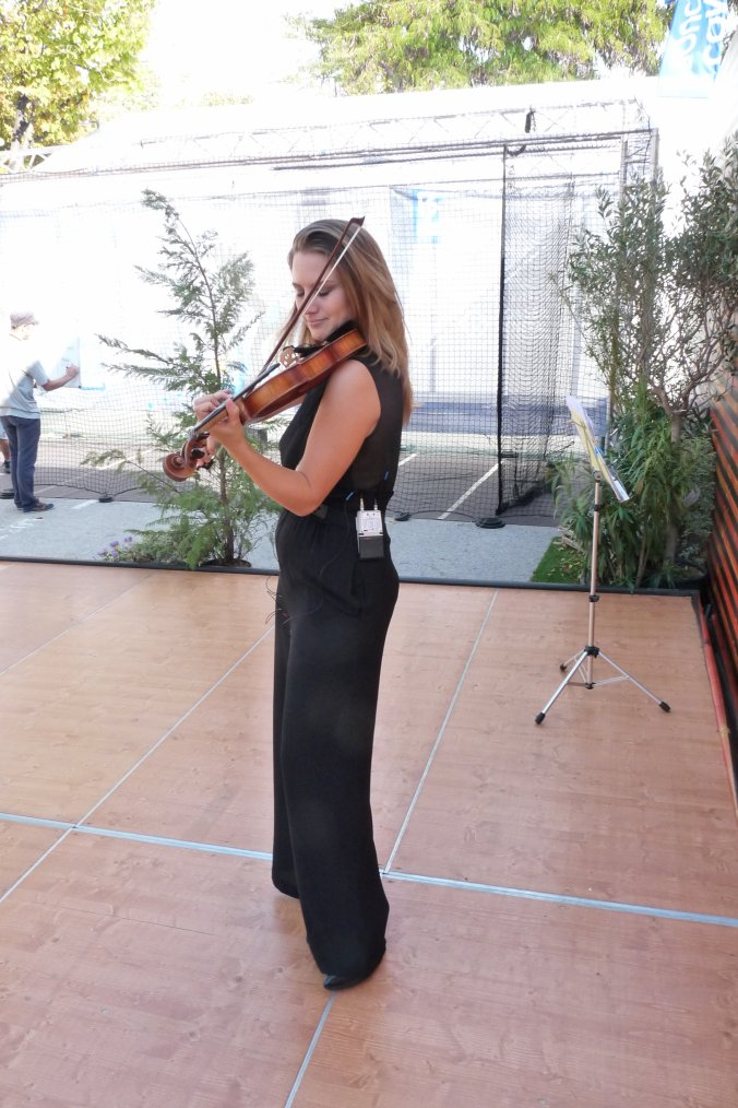 Foire de Marseille , musique Classique ( toutes les photos sont de Pierre Paul )