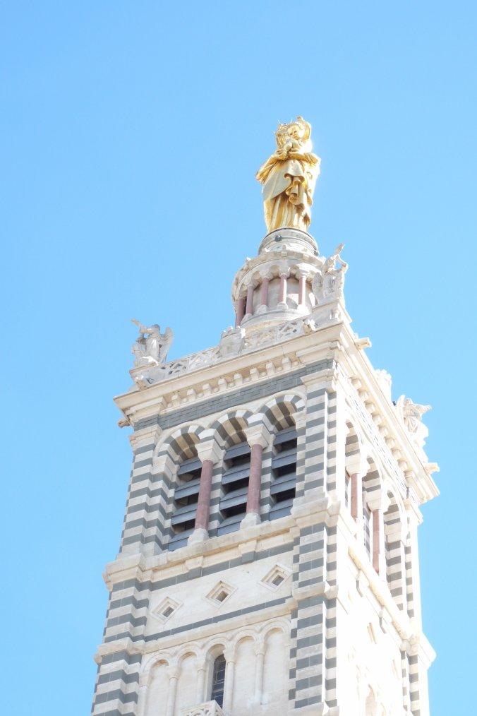 Des vues depuis notre dame de la garde à Marseille ( photos Pierre Paul )