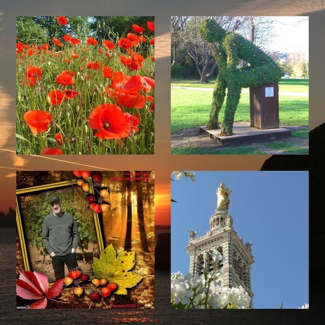 20 Avril 2008 - 20 Avril 2015  - Anniversaire de 7 ans de blog - Merci - Gros Bisous