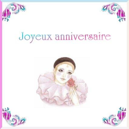 5 Mai Joyeux Anniversaire pour Françoise- Marie- P ma voisine et mon amie