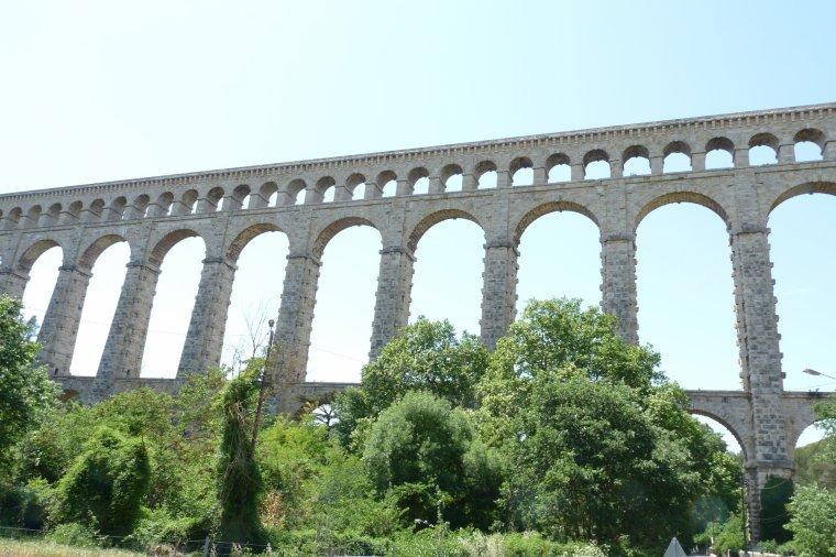 Aqueduc de Roquefavour -Un remarquable ouvrage