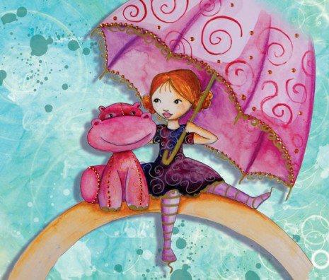 18 juin Joyeux Anniversaire Rose - blog Rosinette 09 - beaucoup de bonheur