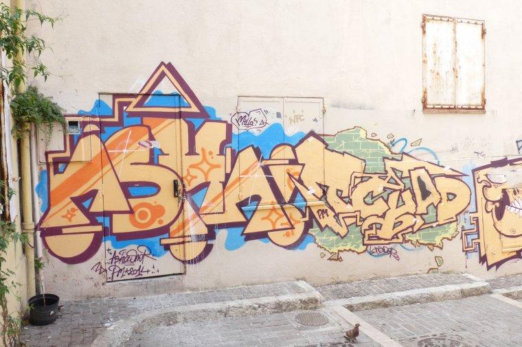 2 articles spéciaux - Tags et graffiti - clin d'oeil pour mon ami Thierry