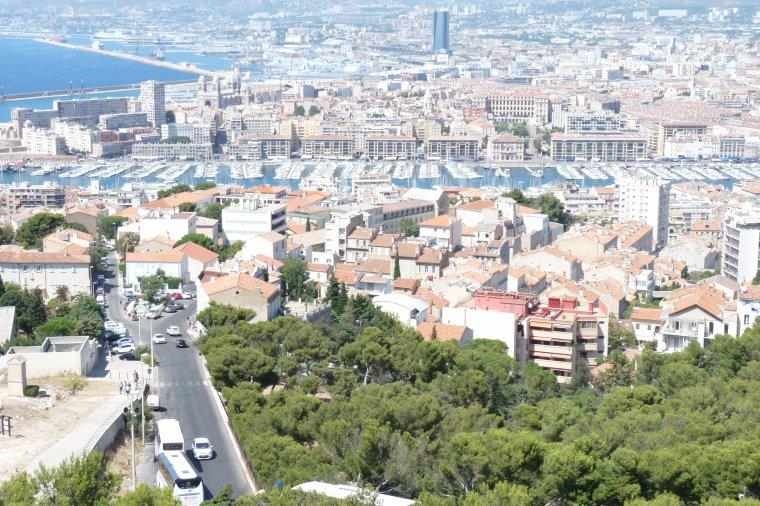 Marseille 2015 des millions de touristes , c'est ça aussi notre ville