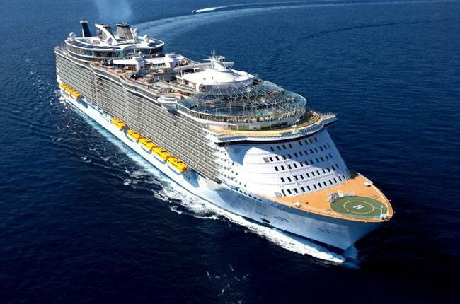 Allure Of The Seas plus grand bateau de croisière au monde