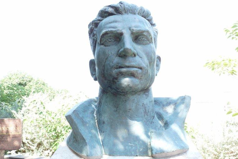 Hommage à Missak Manouchian 1906- 1944