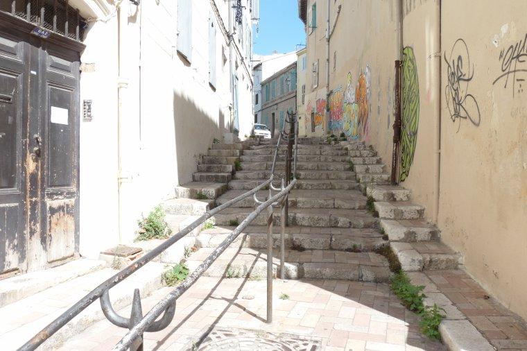 Vieux Marseille le Panier suite