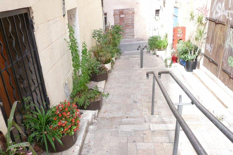 Suite le Panier Vieux Marseille