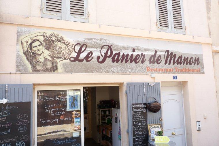 Aujourd'hui encore dans le quartier du Panier ( Vieux Marseille )