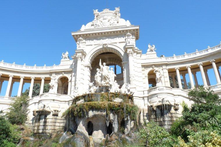 Marseille  Palais Longchamps  photo Pierre Paul