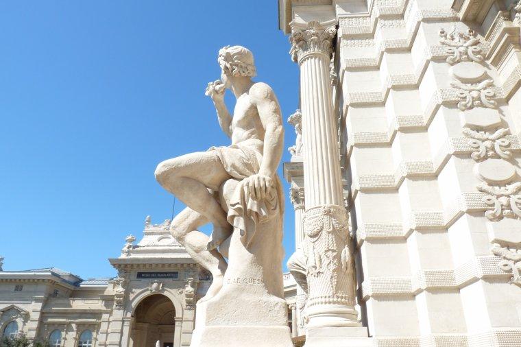 Photo Pierre Paul  Palais Longchamps  -Marseille