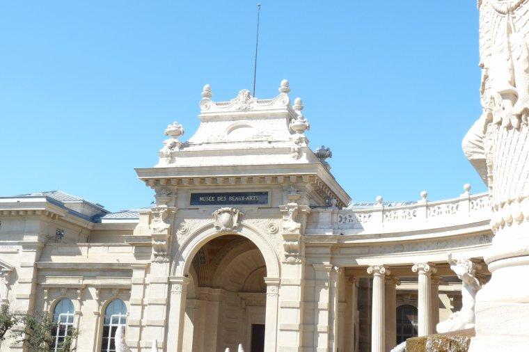 numéro 6 Palais Longchamps  MarseillePhotos Pierre Paul