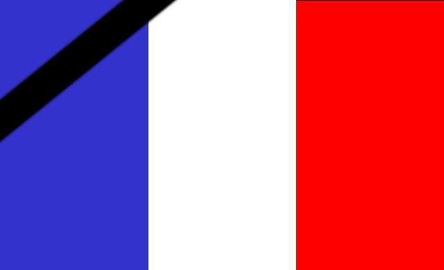NOTRE FRANCE EST EN DEUIL -Après une nuit de carnage (  plus de 129 morts )