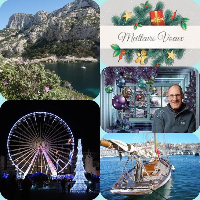 Amis-Amies-Famille et visiteurs - Bonne Année 2016