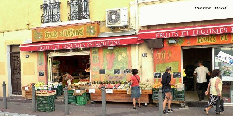 De l'Estaque Marseille -Je vous souhaite un bel été avec de très belles journées