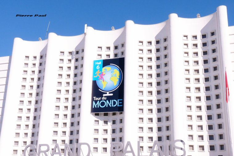 Foire de Marseille ( tour du monde ) hall 6