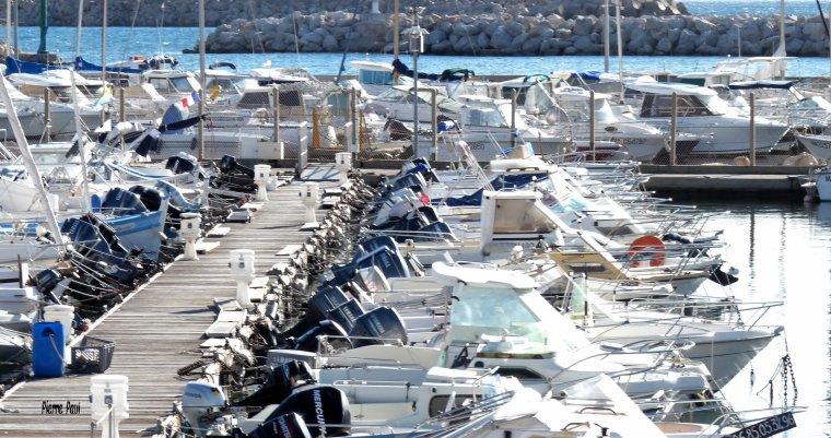 L'Estaque Marseille ,un petit bout du petit port