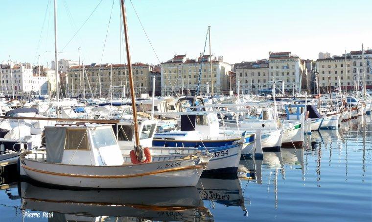 Béatitudes en vivant intensément ( En ce moment très peu sur mon blog )  à Marseille