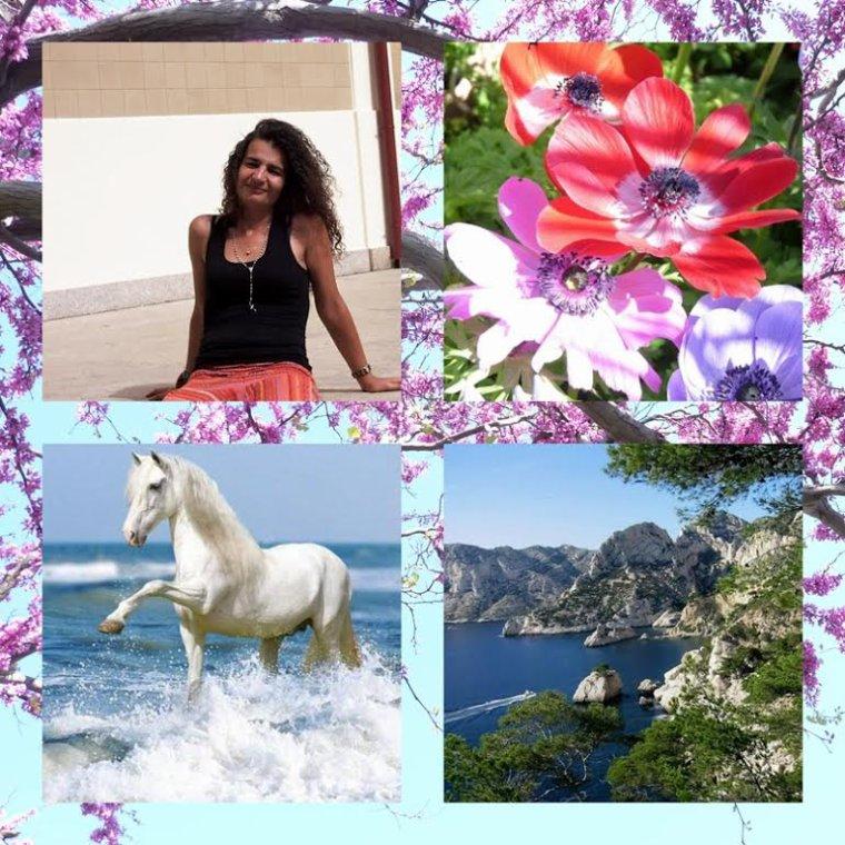 9 Avril  Joyeux anniversaire pour Paula ma petite Portugaise et beaucoup de bonheur