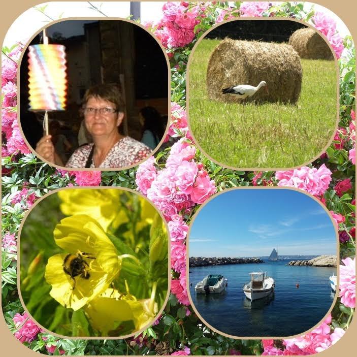 18 Juin Joyeux anniversaire de Rose du blog  Rosinette 09  - Beaucoup de bonheur