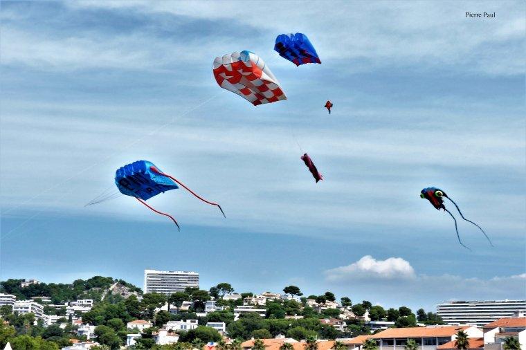Fête du vent  Marseille le 15 et 16 septembre 2018