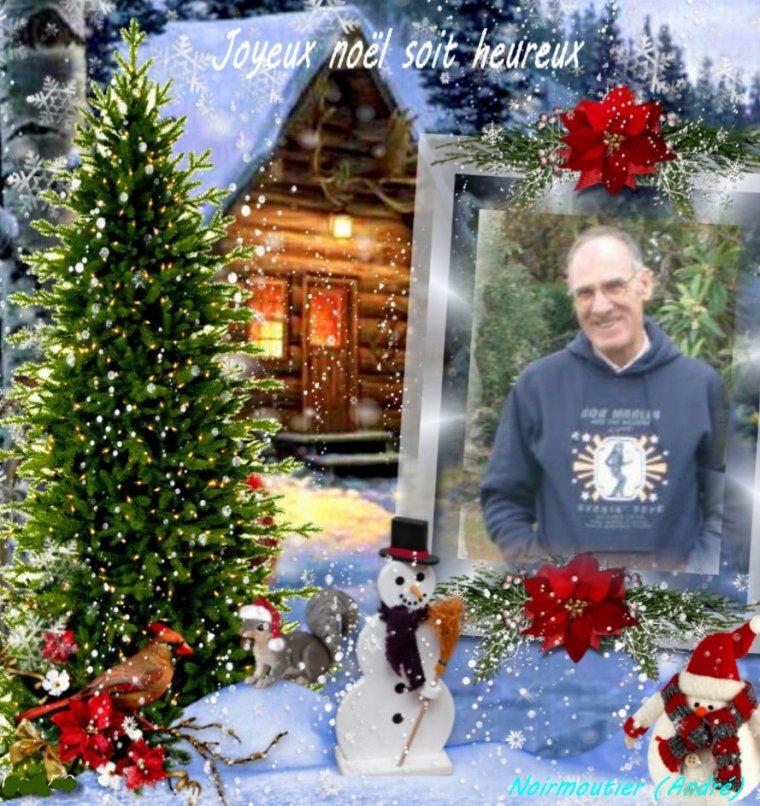 De bonnes fêtes pour mon adorable ami Pierre Paul et pour sa famille