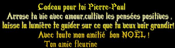 Cadeaux de mon amie Edith  du blog Fleurine 67  ( Merci  tu es vraiment gentille )