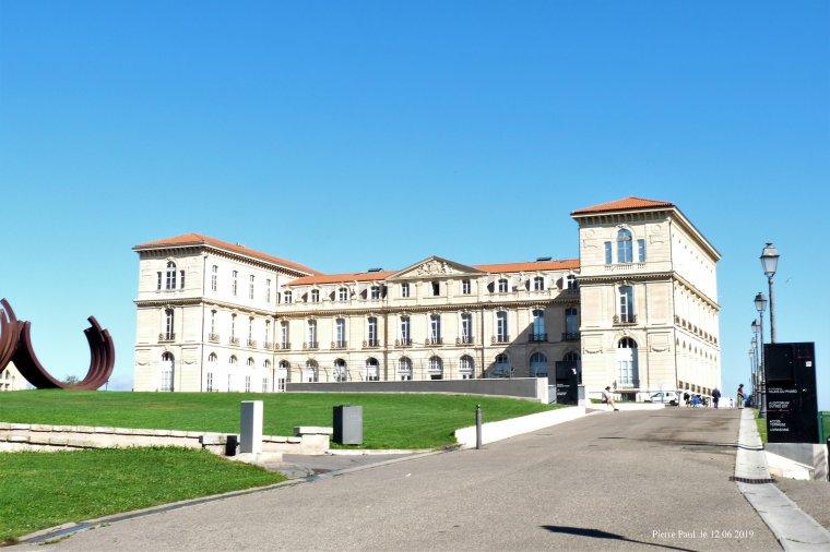 Marseille Palais du Pharo  ( Photo Pierre Paul du 13 06 2019 )