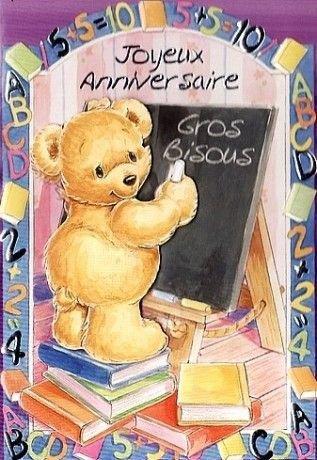 18 juin  Joyeux anniversaire pour mon amie Géraldine du blog Harmonie-d'amour 2