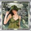 Ravissante création de mon amie Danielle du blog  Dauphin 44 - Merci - Gros bisous