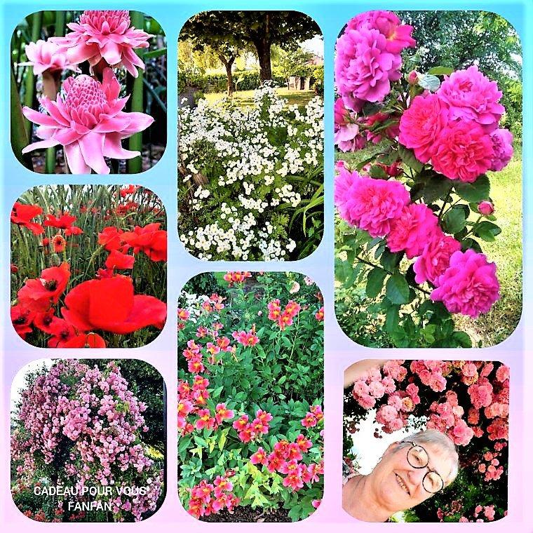 Cadeau pour nous tous de mon amie du blog 111 Fanfan - Merci Gros bisous