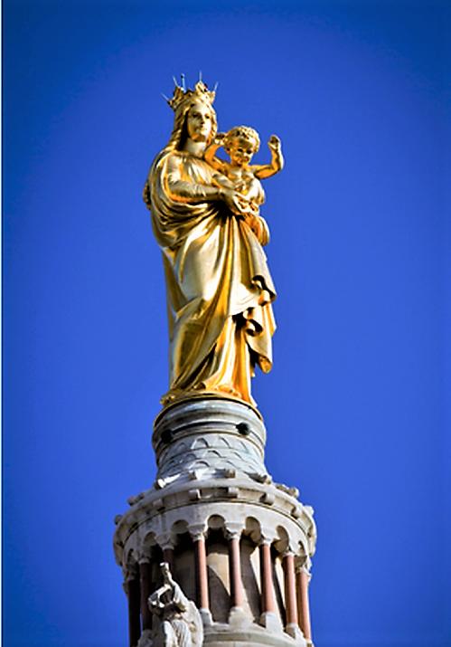 Etoile des cieux ,brille sur notre terre - Photo Pierre Paul ( vues de Marseille )