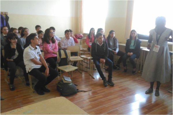 Erevan/Arménie ( 7 e forum international des caravanes des dix mots)