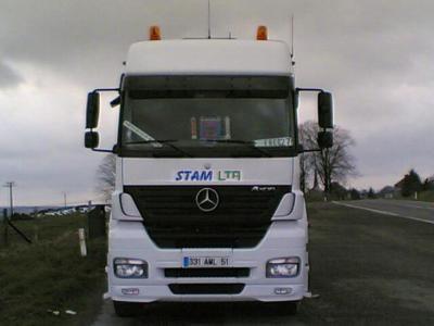 le 2eme camion