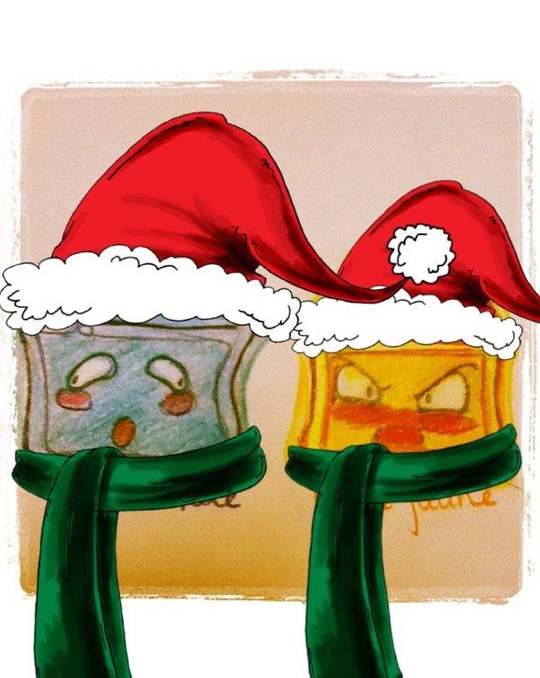 Gelée de Noël !