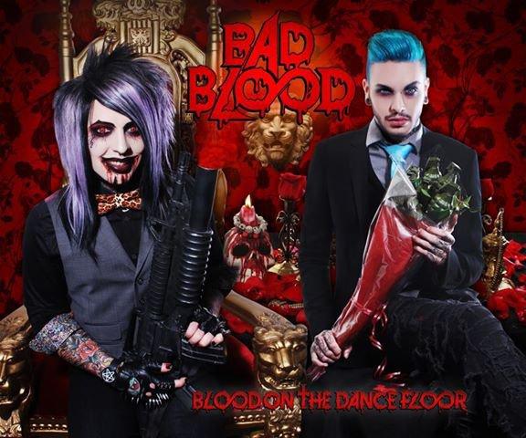 ---->Blood on the Dance Floor<----
