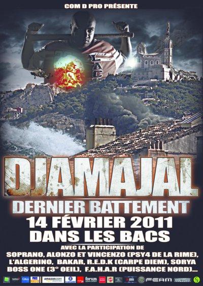 DERNIER BATTEMENT LE 14/02/2011