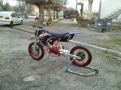 """sherco powered by """" stan81100 """""""