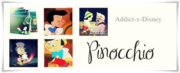 { Pinocchio}