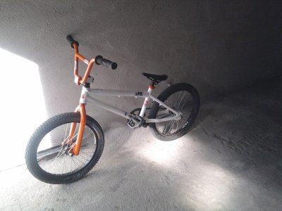 Article n°2 -----> Bmx relooker