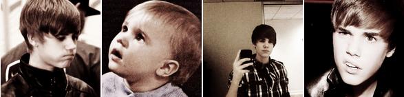 { ♠ Only Human [Thriving Ivory - Flowers for a Ghost] Justin est une personne comme une autre, il a été enfant, il en a souvent par dessus la tête - mais il ne nous le montre pas. - il se prend également en photo, comme tous adolescents, il ne comprend pas tout ce qu'on lui dit, et oui, lui aussi ne connait pas tout, il joue aux jeux vidéos, il dort, il a des sentiments, il pète, il rote, il eternue et j'en passe tout pour vous dire, que oui, il est comme tout le monde! }___'__-___Le texte provient de Justin-Bieber-France!