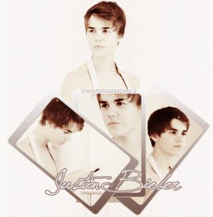 { ♠ Justin Bieber. }