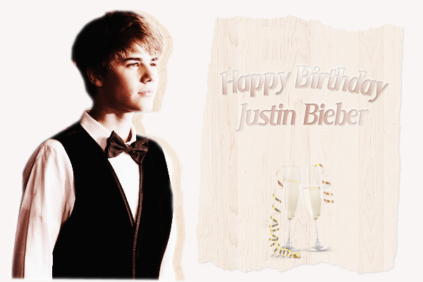 { ♠ Justin Bieber ~ 17th Birthday. }