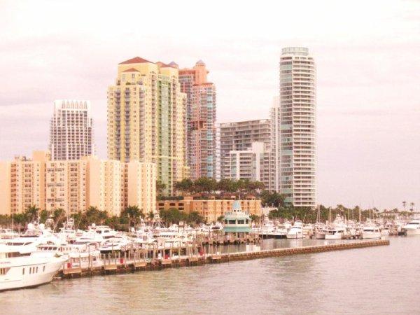 Si je vous dis que je suis allée à Miami, vous me croyez ?