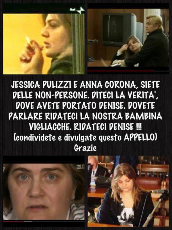 Jessica et Anna : arrêtez de mentir où est Denise ?